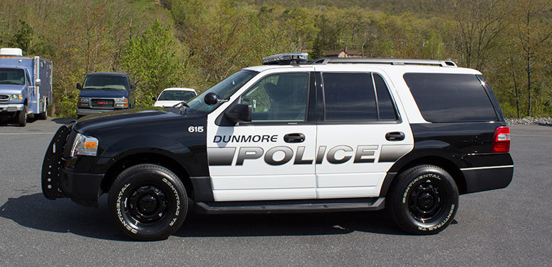 Dunmore PA Police Department