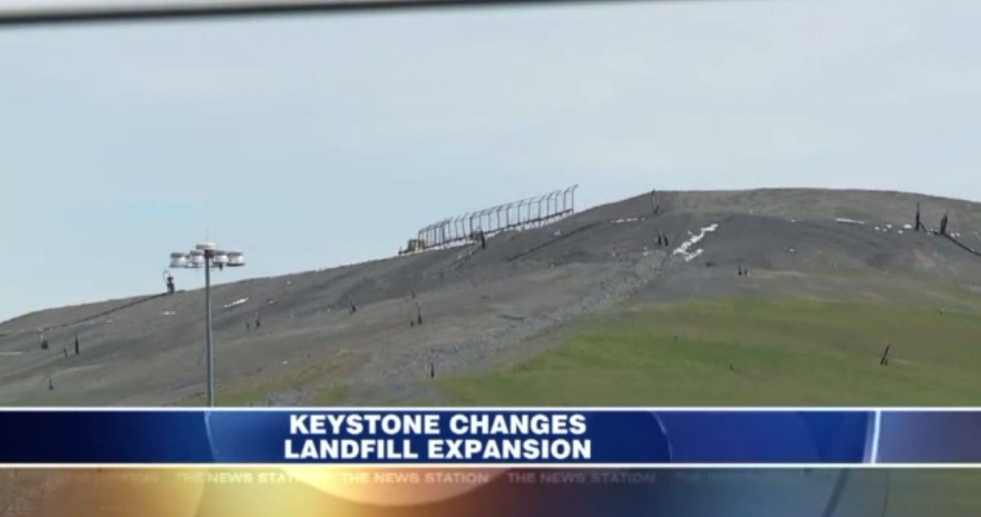 The Keystone Sanitary Landfill