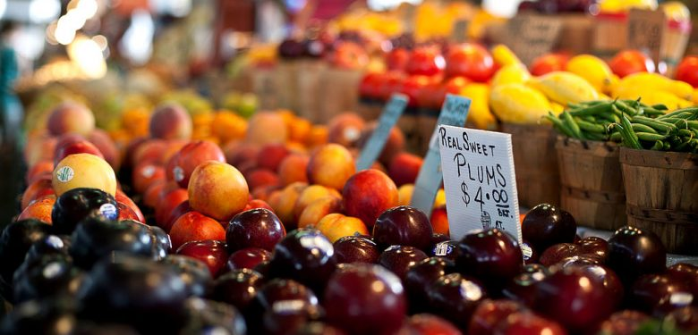 Making The Farmers Market Fun For Kids