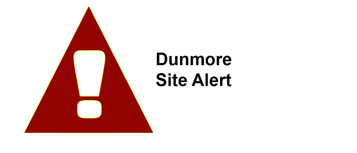 Dunmore Travel Advisory