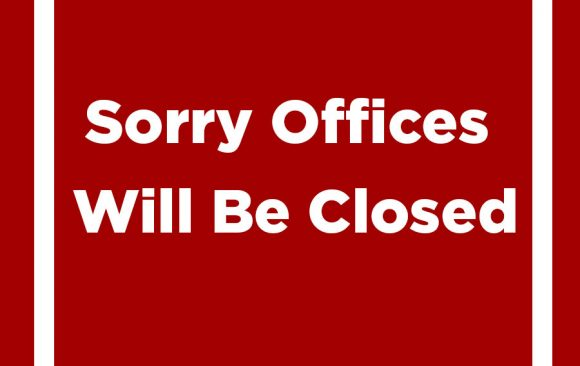 Dunmore Borough Offices Will Be Closed