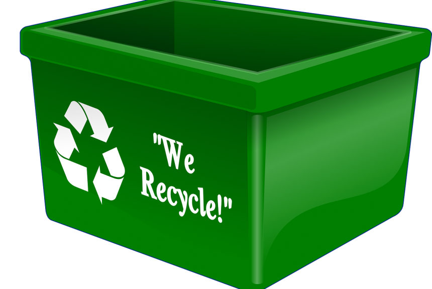 * Recycling August 4th, 2020 Update