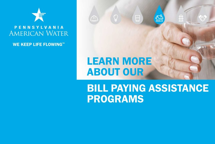 PA American Water Customer Assistance Programs