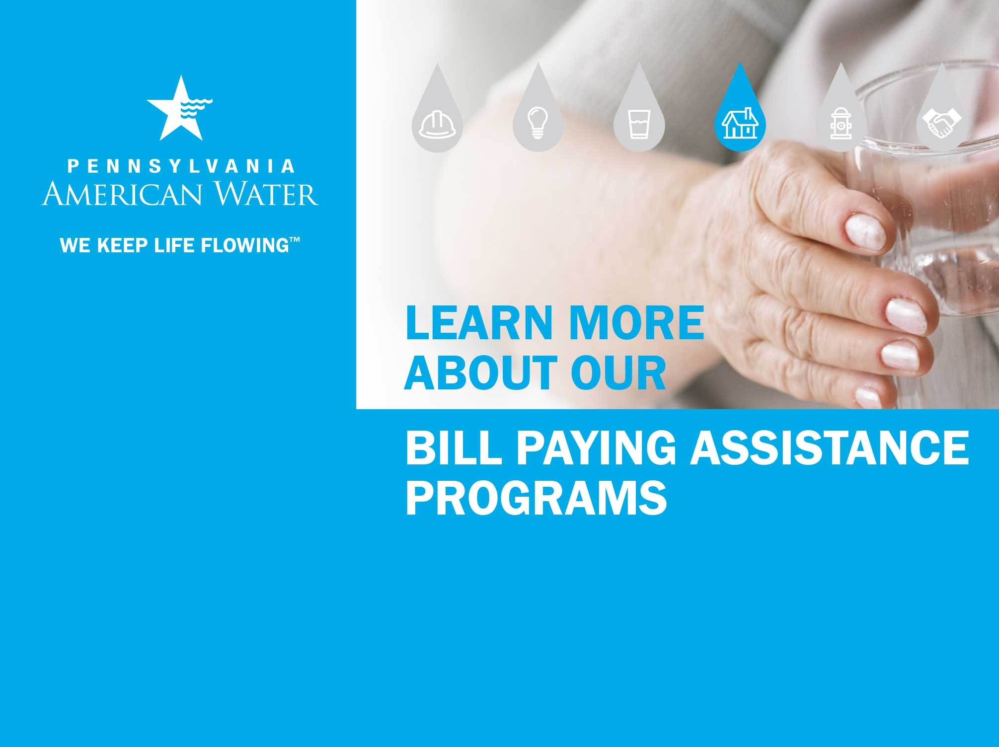 Pennsylvania American Water Offers Virtual Information Sessions on Customer Assistance Programs